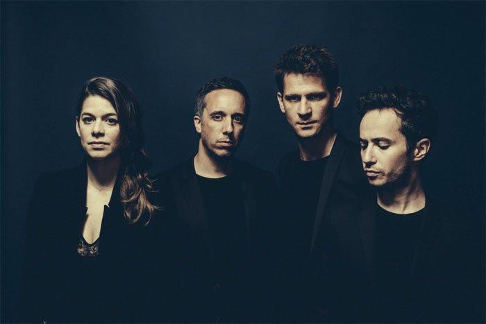 Quatuor Ebène © Julien Mignot