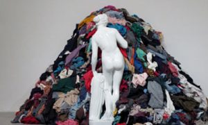 Michelangelo Pistoletto in Berlin