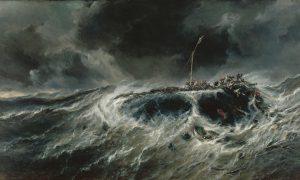 Entfesselte Natur – Das Bild der Katastrophe in der Hamburger Kunsthalle