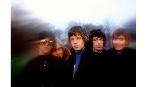 The Rolling Stones in der CWC GALLERY Berlin