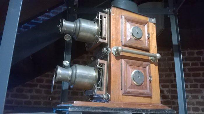 Vorläufer der heutigen Filmkameras