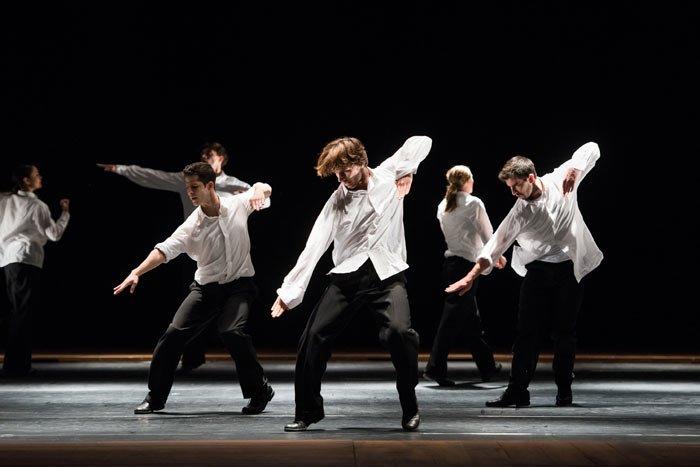 Tanz im Auguust