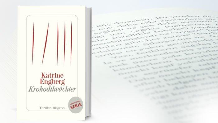 Katrine Engberg Buchcover Krokodilwächter