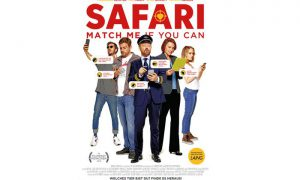 SAFARI – MATCH ME IF YOU CAN – Filmtipp