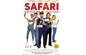 Safari Filmplakat