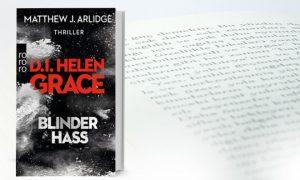Blinder Hass von Matthew J. Arlidge