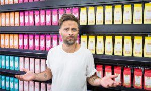 T der Bär aka Tim Sander zu Konsumüberfluss und Werbeversprechungen