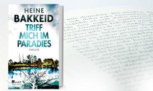 Triff mich im Paradies von Heine Bakkeid – Buchtipp