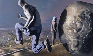 Utopie und Untergang. Kunst in der DDR