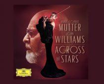 """""""Across the Stars"""" Anne-Sophie Mutter spielt  John Williams Filmmusik"""