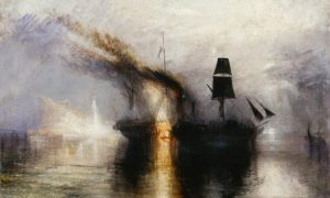 Zwei Ausstellungen: Turner in Münster, Impressionisten in Hamburg