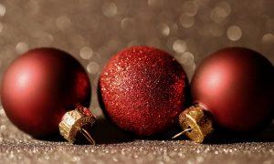 Wir wünschen schöne und erholsame Weihnachten