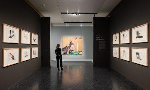 DAVID HOCKNEY. DIE TATE ZU GAST im Bucerius Kunst Forum