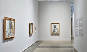 Pablo Picasso. Kriegsjahre 1939 bis 1945 – K20 in Düsseldorf