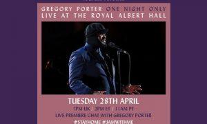 London-Konzert 2018 von Gregory Porter auf Youtube
