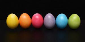 Kunst zu Ostern – dieses Jahr einmal anders