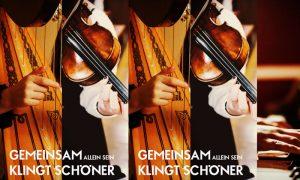 Virtuelles Orchester- Projekt: Gemeinsam allein sein klingt schöner