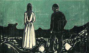 Liebe am Abgrund – Werke von Edvard Munch und Max Klinger