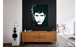 Filmklassiker als Wanddekoration mit IXXI World und Universal Pictures