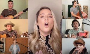 "KING CALAWAY feiern mit Gabby Barrett die Country-Pop-Hymne ""Jolene"""