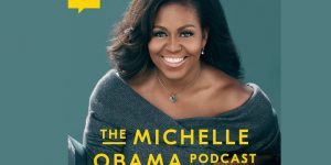 """""""The Michelle Obama Podcast"""" bei Spotify"""