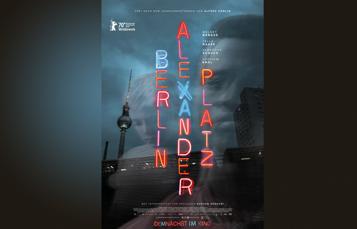 Film Berlin Alexanderplatz Poster