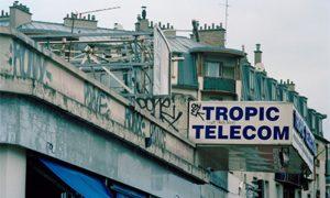 BONNER KUNSTPREIS 2019 NICO JOANA WEBER. TROPIC TELECOM