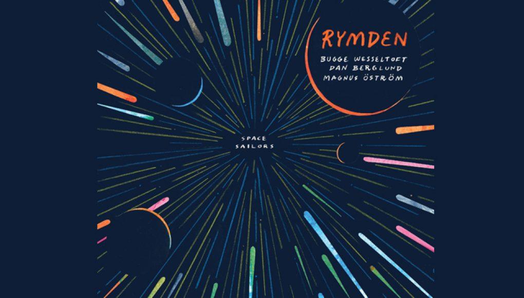 Rymden: Space Sailors – CD-Tipp