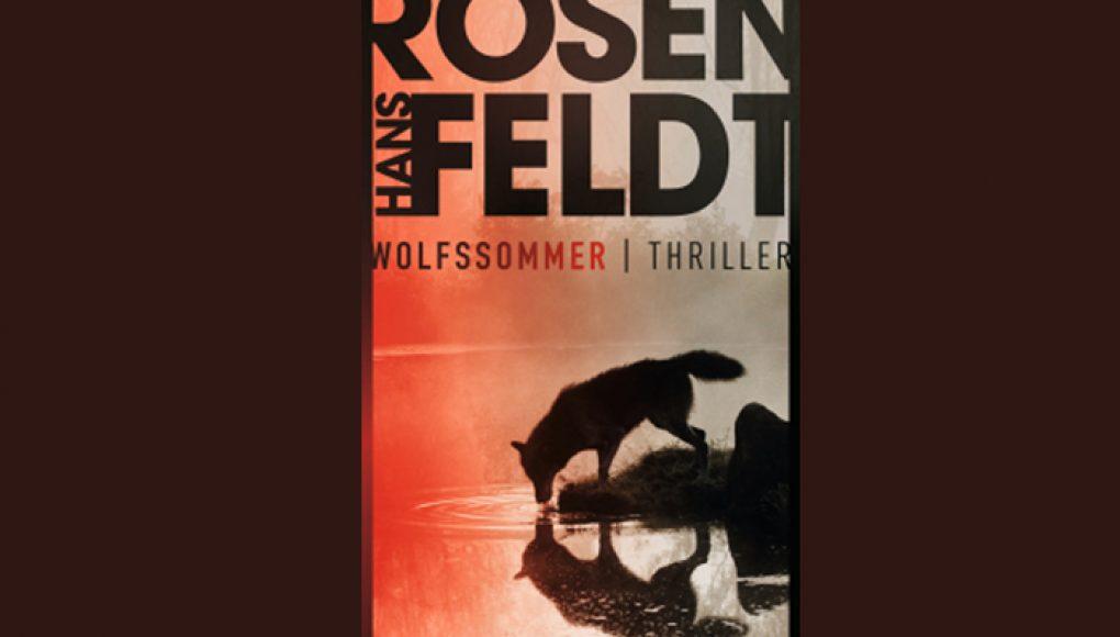 Wolfssommer – Thriller von Hans Rosenfeld