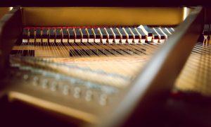 Zwei Musiker am Piano – virtuos auf ihre je eigene Weise