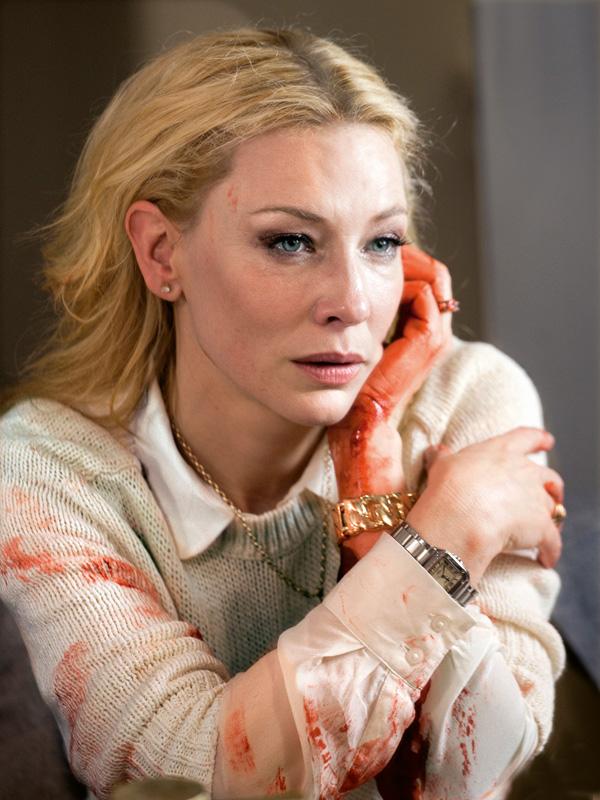 Cate Blanchett geschrieben, die schon mehrere Male von Simon Annand fotografiert