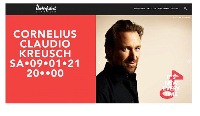 Cornelius Claudio Kreusch