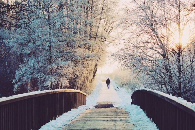 spazierengehen