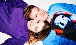Nur verheiratet: Hazel Brugger und Thomas Spitzer