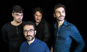 Musikvideo des Quartetts Masaa – WDR Jazzpreisträger Musikkulturen