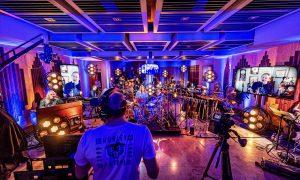 Musik verbindet! Mandoki Soulmates im Online-Live Konzert