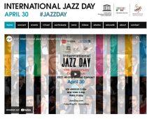 10. Jahrestag des International Jazz Day