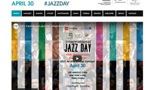 10. Jahrestag des International Jazz Day
