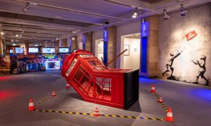 STATION-Berlin: Banksy und Van Gogh – zwei Erlebnisausstellungen