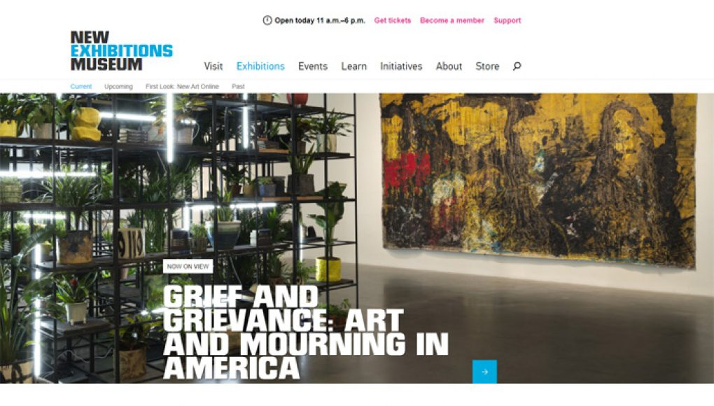 """Grief and Grievance: Art and Mourning in America"""" The New Museum"""