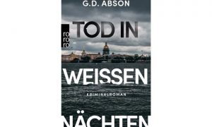 TOD IN WEISSEN NÄCHTEN Kriminalroman von G.D. Abson